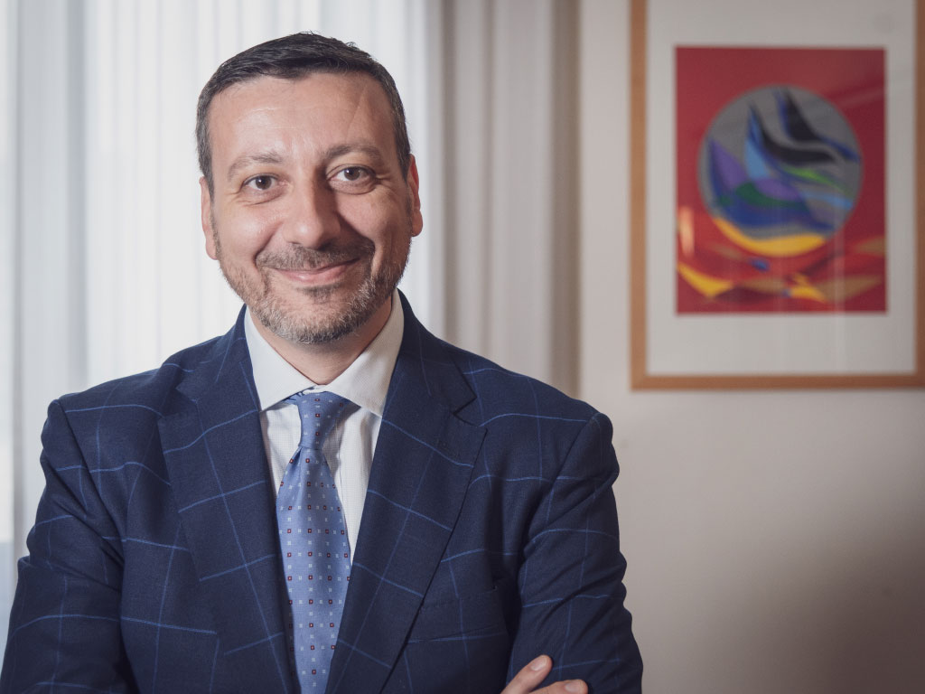 Lawyer Alessandro Mastromatteo