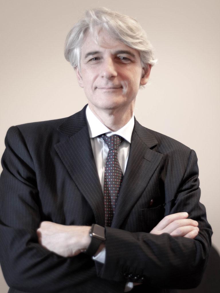 Lawyer Benedetto Santacroce